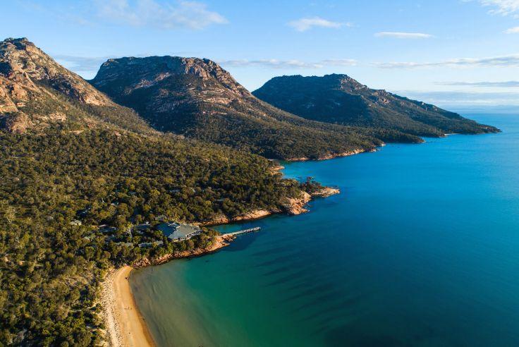 Freycinet Park - Tasmanie - Australie
