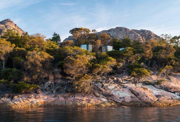 Freycinet Lodge - Freycinet Park - Tasmanie - Australie