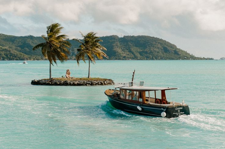 Bora Bora - Polynésie