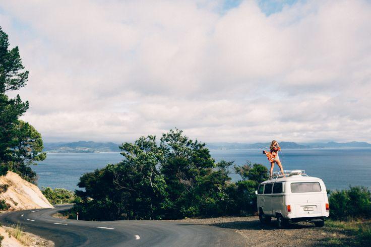 Opito Bay - Ile du Nord - Nouvelle-Zélande