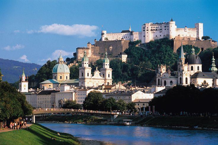 Salzbourg & Vienne - Sur les pas de Mozart