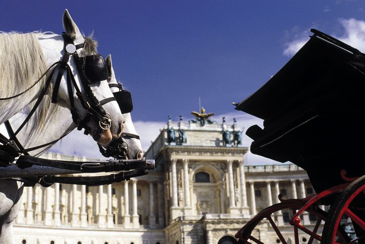 Echappée à deux - Romance à Vienne en adresse de charme