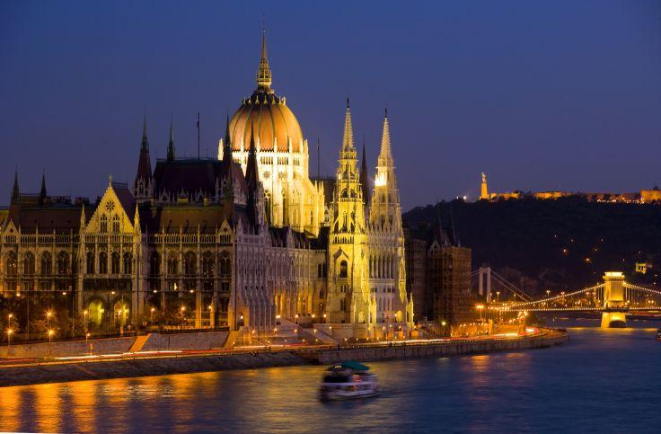 Budapest, Vienne & Prague - Les capitales coté charme