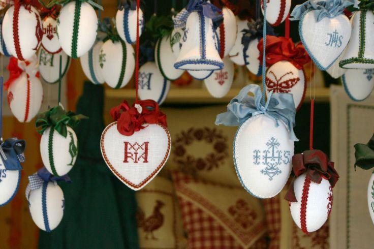 Marché de Noël - Vienne - Autriche