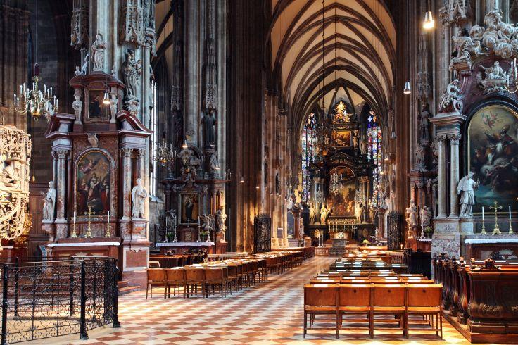 Cathédrale Saint-Étienne de Vienne - Vienne - Autriche