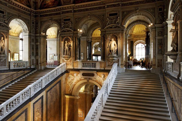 Museum d'histoire naturelle de Vienne - Autriche