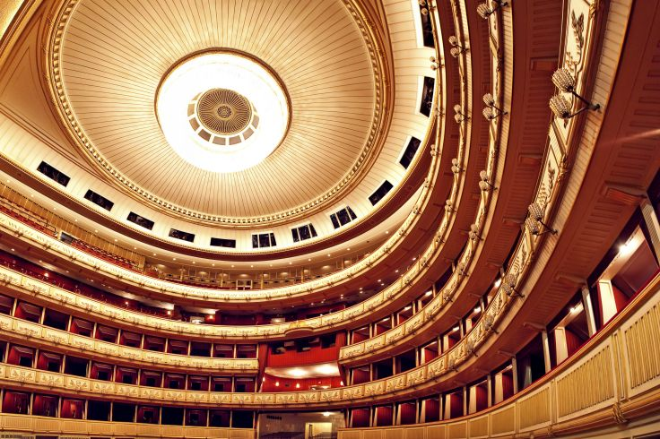Opéra d'Etat de Vienne - Autriche