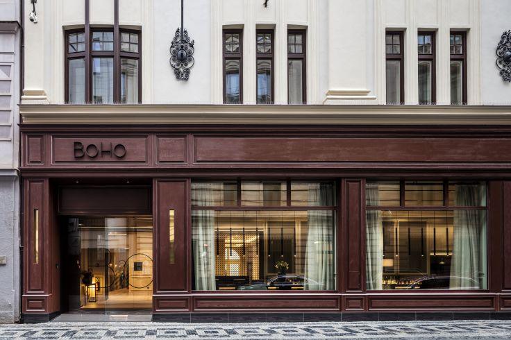 Boho Hotel - Prague - République Tchèque