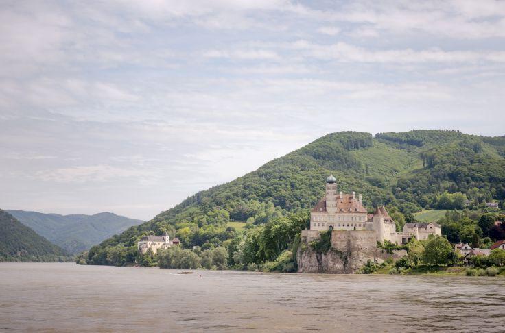 Château De Schoenbuehel - Vallée Du Danube - Autriche