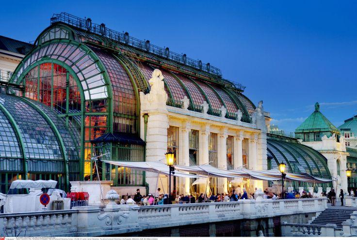 Restaurant Palmenhaus - Vienne - Autriche