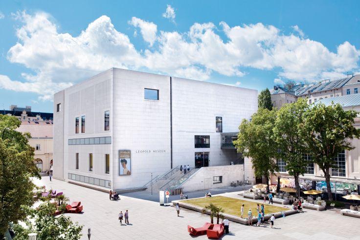Leopold Museum - Vienne - Autriche
