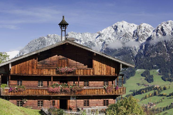 Alpbach - Autriche