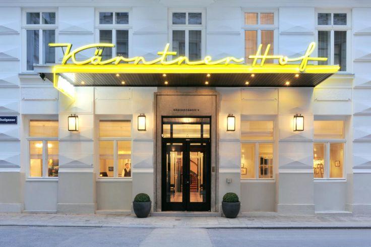 Hotel Karntnerhof - Vienne - Autriche