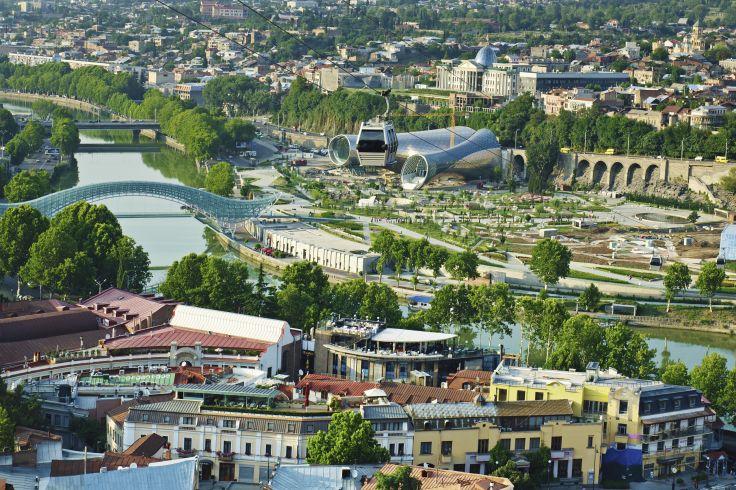 Tbilissi - Géorgie