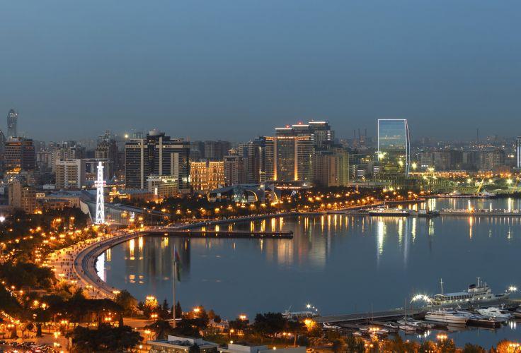 Bakou - Azerbaïdjan
