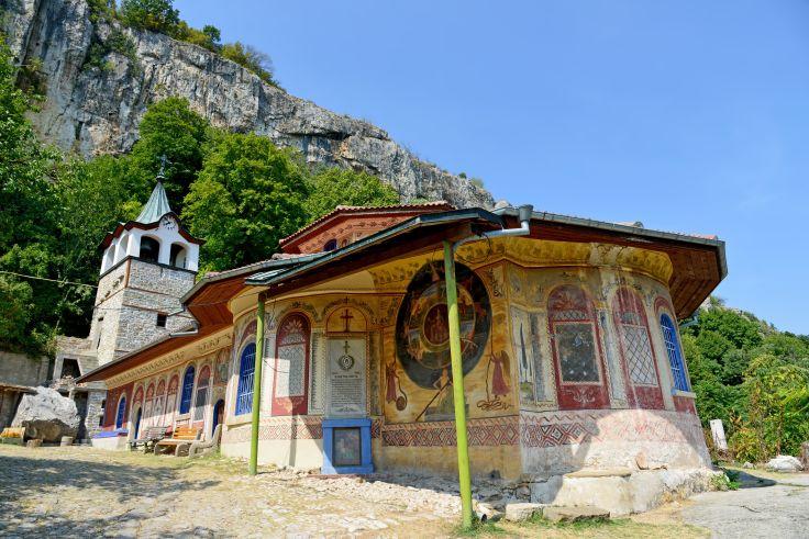 Monastère de la Transfiguration - Veliko Tarnovo- Bulgarie