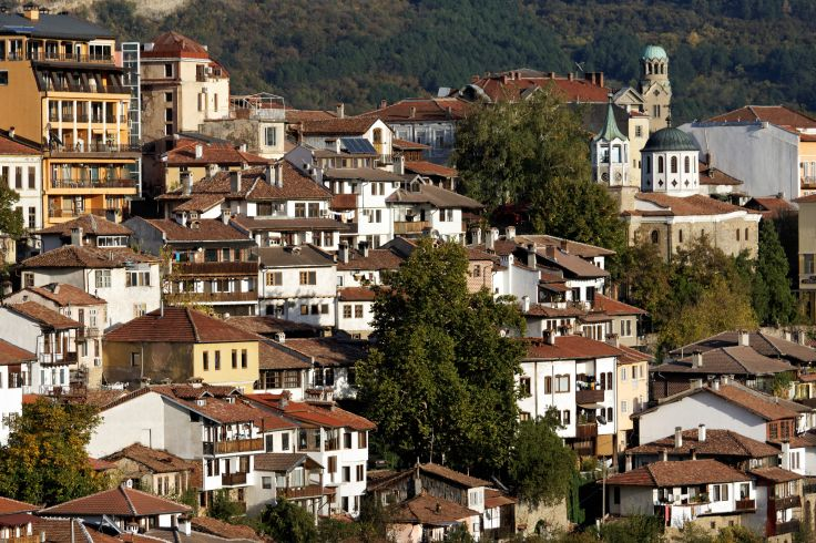 Vekiko Tarnovo - Bulgarie