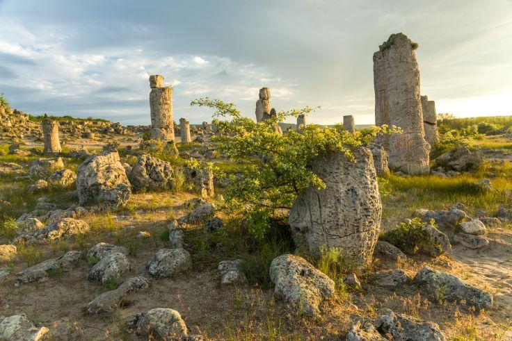 Pobitite Kamani - Région de Varna - Bulgarie