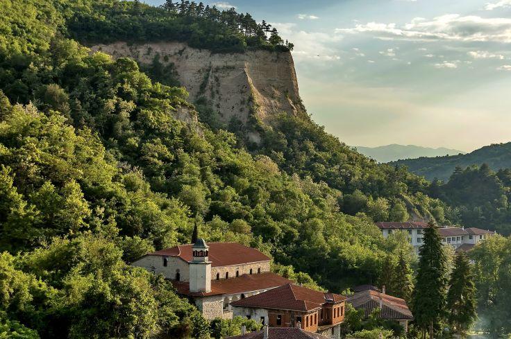 Melnik - Bulgarie