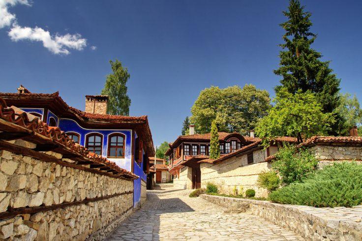 Koprivchtitsa - Bulgarie
