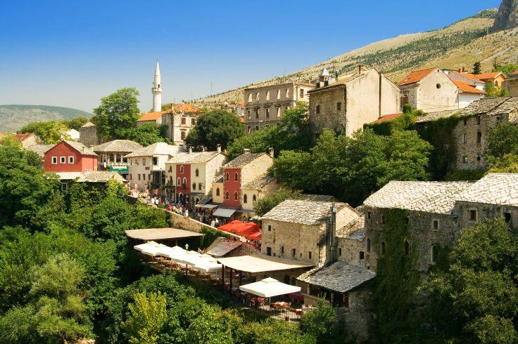 De Sarajevo à Dubrovnik - Itinéraire culturel dans les Balkans