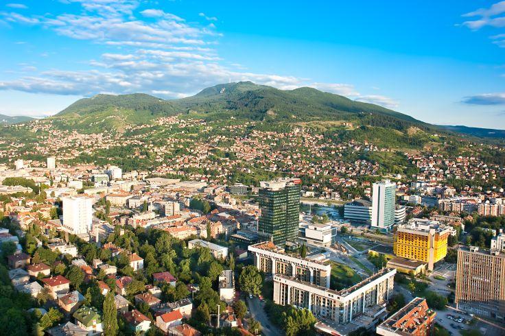 Sarajevo - Bosnie Herzégovine