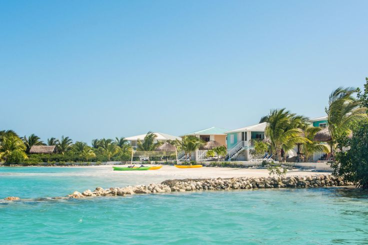 Royal Palm Caye Resort - Little Frenchman's Caye - Belize