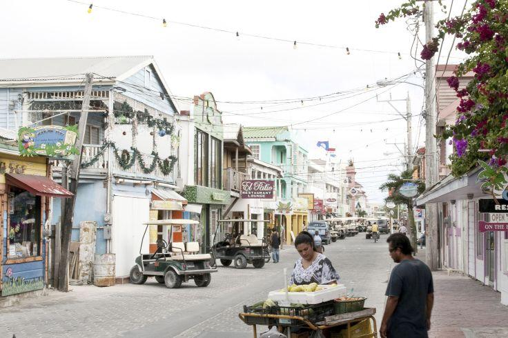 San Pedro - Ambergis Caye - Belize