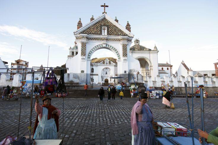 Copacabana - Bolivie