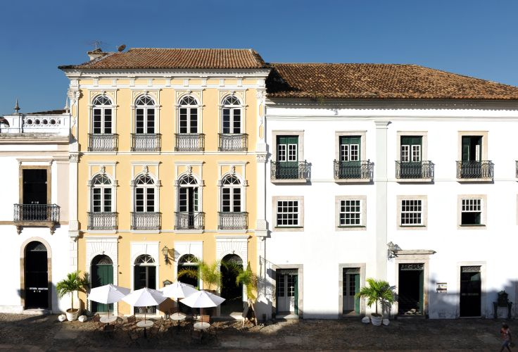 Brasil maravilhoso - Rio, Salvador & Boipeba en hôtels de charme