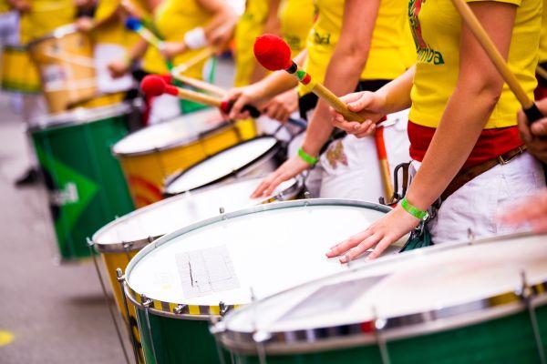 Carnaval de Rio 2015 - Samba !