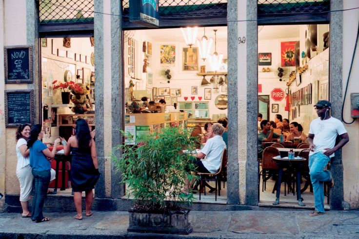Bar do Mineiro - Santa Teresa - Rio de Janeiro - Brésil