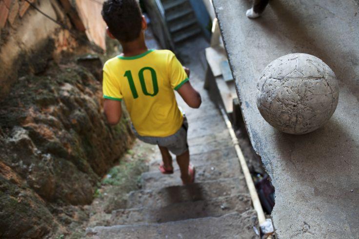 Plages, vélo & futebol - De Rio à Paraty en famille