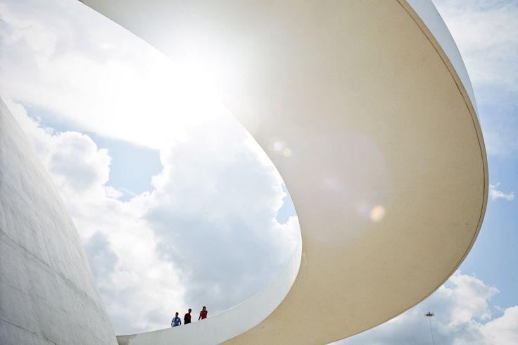 Museu Honestino Guimaraes - Brasilia - Brésil