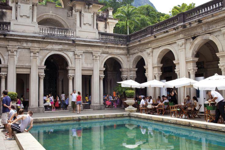 Parque Lage - Rio de Janeiro - Brésil