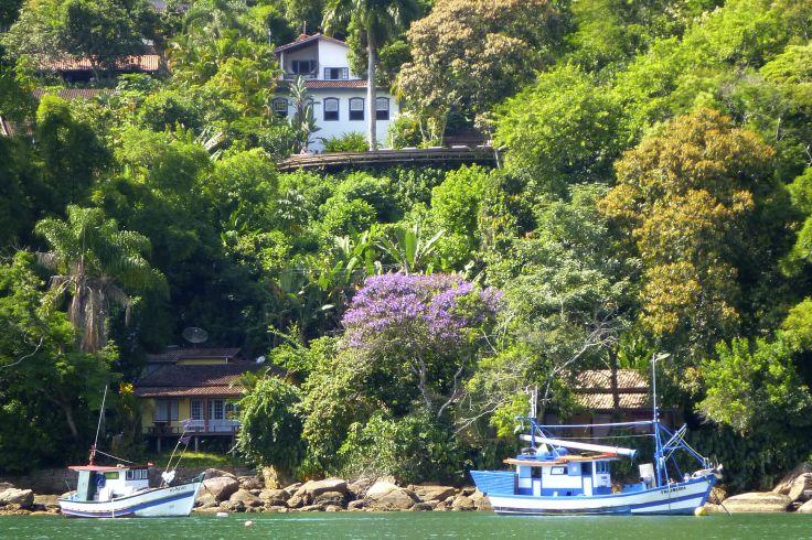 Rio de Janeiro & Picinguaba - Un amour de Brésil