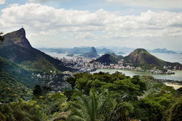 Ensemble au Brésil - Rio comme un carioca & Parati en pousada