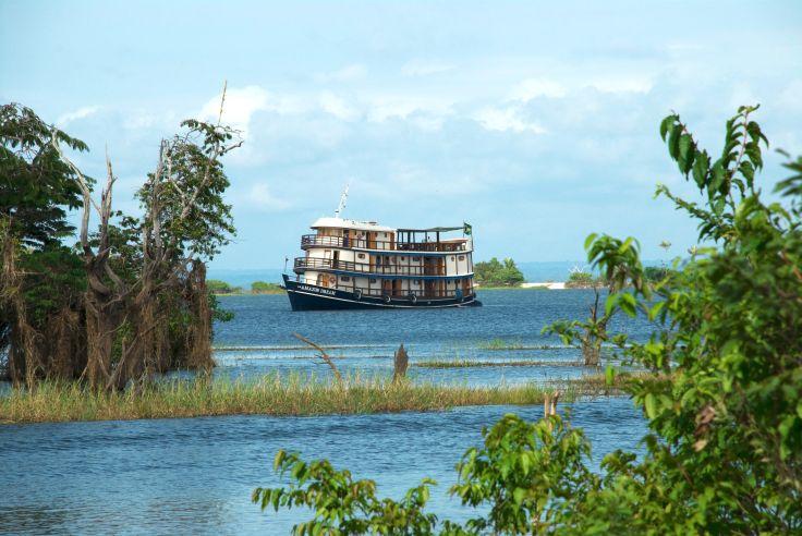 Deux mythes au Brésil - Après Rio, le fleuve Amazone