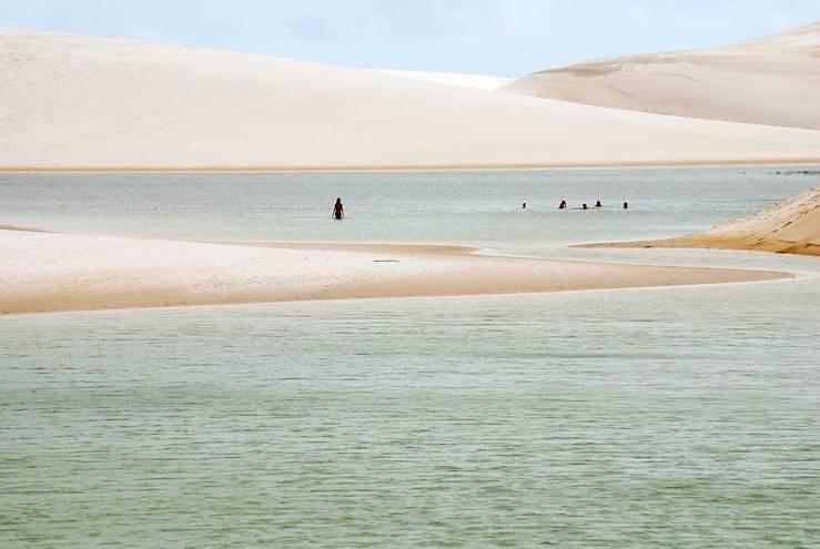 Parc national des Lençois Maranhenses - Maranhao - Brésil