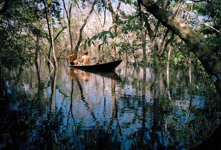 Lac Juma - Manaus - Amazonie - Brésil