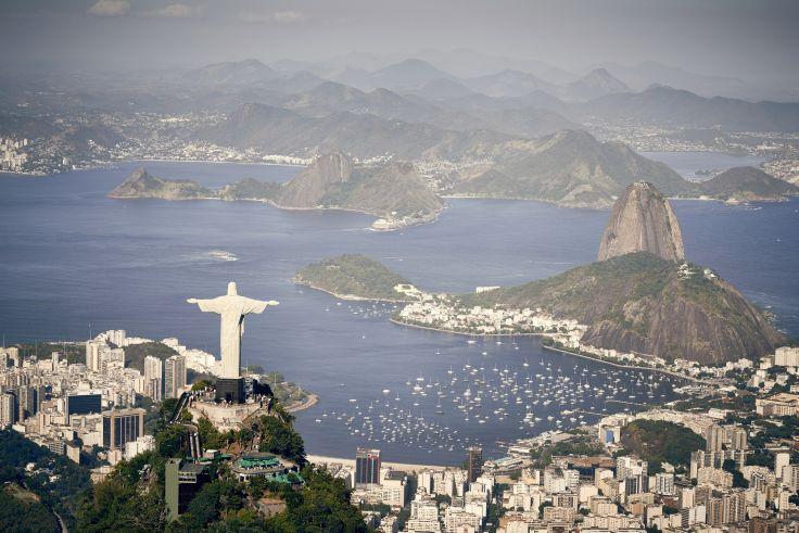 JO 2016 - Escale à Rio pour l'ouverture des JO !