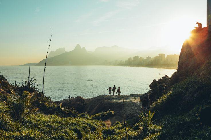 Quartier d'Arpoador - Rio de Janeiro - Brésil