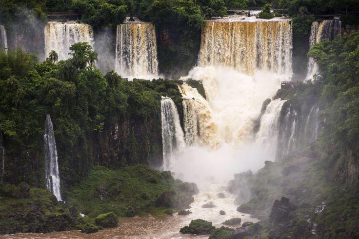 Chutes d'Iguazu - Parana - Brésil