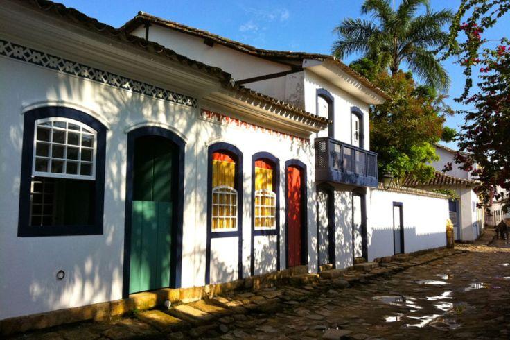 Parati - Brésil