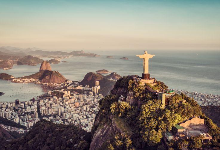 Corcovado - Rio de Janeiro - Brésil