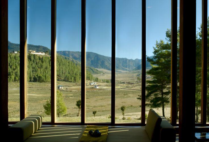 Amankora Gangtey - Gangtey - Bhutan