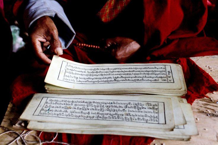 Monastère de Taktshang - Paro - Bhoutan