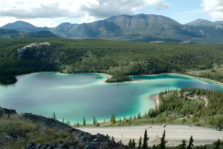 Grands espaces & légendes  - Le Yukon, une terre amérindienne