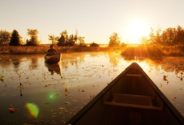 Lake Mindemoya - Manitoulin Island - Canada