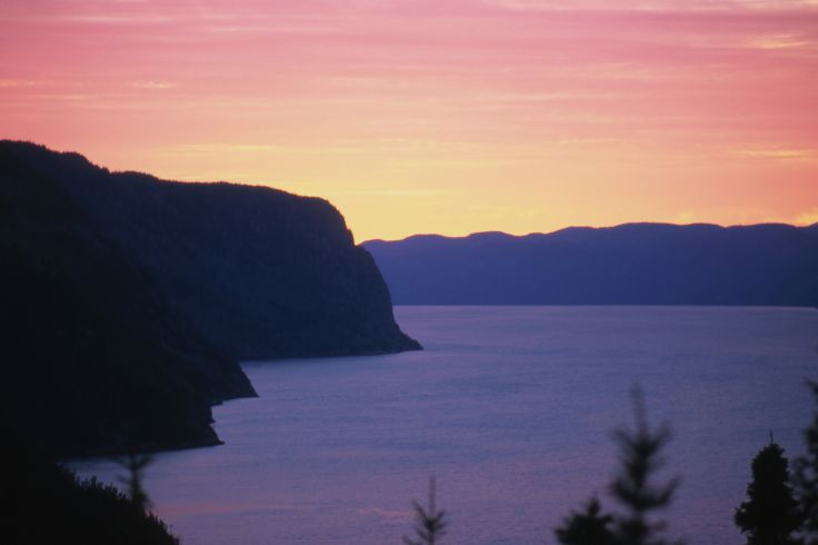 Parc national du Fjord-du-Saguenay - Québec - Canada